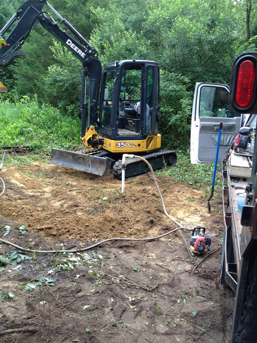 Replacement of water well pumps and emergency water well pump installation