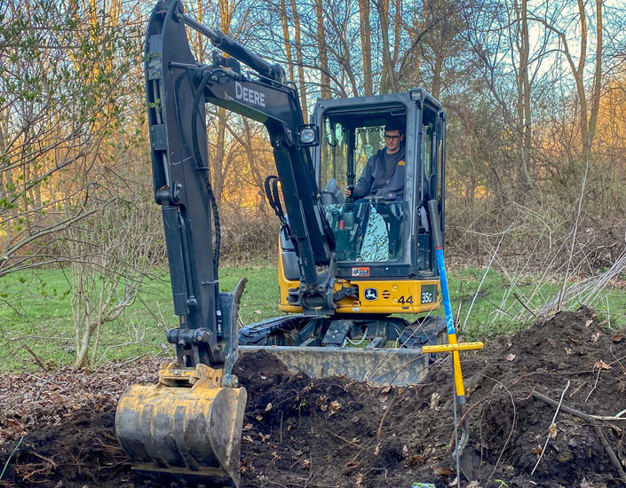 Whitehouse Ohio septic system repairs